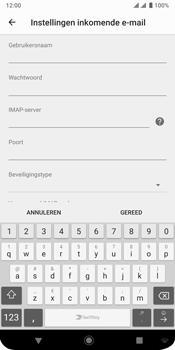 Sony xperia-xz3-dual-sim-model-h9438 - E-mail - Instellingen KPNMail controleren - Stap 13