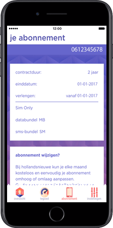 Apple iPhone XS - apps - hollandsnieuwe app gebruiken - stap 11