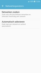 Samsung G930 Galaxy S7 - Netwerk - Handmatig een netwerk selecteren - Stap 6