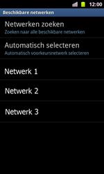 Samsung I8160 Galaxy Ace II - Netwerk - gebruik in het buitenland - Stap 11