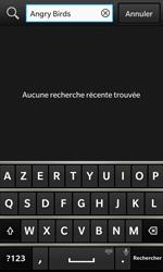 BlackBerry Z10 - Applications - Télécharger des applications - Étape 5