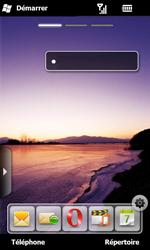 Samsung I8000 Omnia II - E-mail - envoyer un e-mail - Étape 1