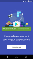 Sony Xperia XZ Premium - Applications - Créer un compte - Étape 20