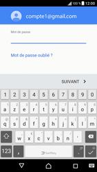 Sony Sony Xperia X (F5121) - E-mail - Configuration manuelle (gmail) - Étape 13