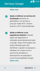 LG C70 / SPIRIT - Primeiros passos - Como ligar o telemóvel pela primeira vez -  12
