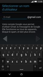 HTC Desire 820 - Premiers pas - Créer un compte - Étape 9