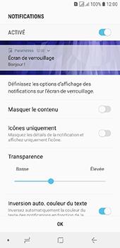 Samsung Galaxy J6 - Sécuriser votre mobile - Activer le code de verrouillage - Étape 11