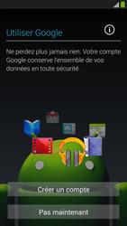 Samsung Galaxy S4 - Premiers pas - Créer un compte - Étape 9