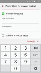 Samsung Galaxy S6 Edge - E-mails - Ajouter ou modifier un compte e-mail - Étape 13