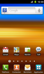 Samsung I9100 Galaxy S II - Software - Synchroniseer met PC - Stap 1