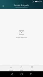 Huawei P8 Lite - E-mail - Configurar correo electrónico - Paso 4