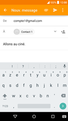 Alcatel OT-6039Y Idol 3 (4.7) - E-mail - Envoi d