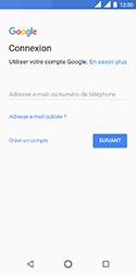Nokia 3.1 - Applications - Créer un compte - Étape 4
