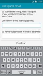 Samsung G900F Galaxy S5 - E-mail - Configurar correo electrónico - Paso 17
