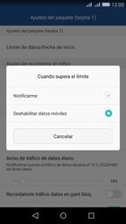 Huawei Huawei Y6 - Internet - Ver uso de datos - Paso 10