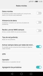 Huawei P9 - Internet - Activar o desactivar la conexión de datos - Paso 7