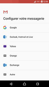 Sony Xperia XA1 Ultra - E-mails - Ajouter ou modifier votre compte Gmail - Étape 7