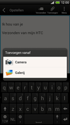 HTC S728e One X Plus - E-mail - Hoe te versturen - Stap 11