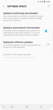 Samsung Galaxy S9 Plus - Software update - update installeren zonder PC - Stap 5