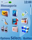 Nokia 3110 classic - E-mail - envoyer un e-mail - Étape 2
