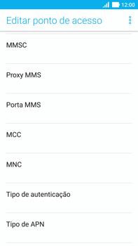 Asus Zenfone 3 - Internet (APN) - Como configurar a internet do seu aparelho (APN Nextel) - Etapa 12