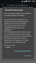 Acer Liquid Z6 Dual SIM - Réseau - Installation de mises à jour - Étape 8