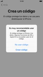 Apple iPhone 6s - iOS 11 - Primeros pasos - Activar el equipo - Paso 15