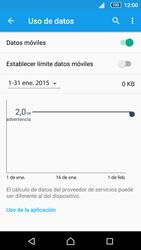Sony Xperia Z5 - Internet - Activar o desactivar la conexión de datos - Paso 5