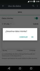 Alcatel Idol 3 - Internet - Activar o desactivar la conexión de datos - Paso 6