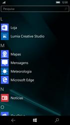 Microsoft Lumia 950 - SMS - Como configurar o centro de mensagens -  3