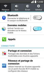 LG L70 - Internet - Activer ou désactiver - Étape 4