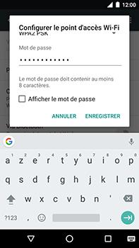 Motorola Moto E4 Plus - Internet et connexion - Partager votre connexion en Wi-Fi - Étape 8
