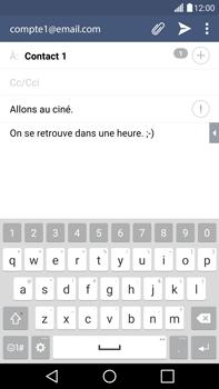 LG G4 - E-mails - Envoyer un e-mail - Étape 10