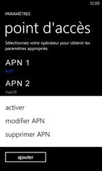 Nokia Lumia 620 - Internet - Configuration manuelle - Étape 20