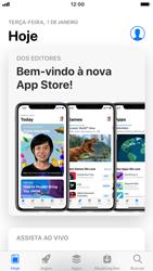 Apple iPhone 8 - iOS 12 - Aplicativos - Como baixar aplicativos - Etapa 4