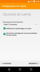 Alcatel Idol 3 - E-mail - Configurar correo electrónico - Paso 19