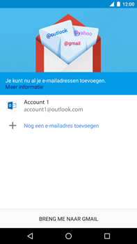 Huawei Nexus 6P - Android Oreo - E-mail - Handmatig instellen (outlook) - Stap 12