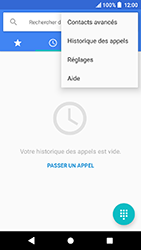 Sony Xperia X Compact - Android Oreo - Messagerie vocale - configuration manuelle - Étape 6