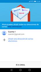 Huawei P10 Lite - E-mail - Configurar Gmail - Paso 14
