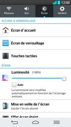LG G2 - Sécuriser votre mobile - Activer le code de verrouillage - Étape 5