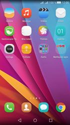 Huawei Huawei Y5 II - E-mail - Configuration manuelle (yahoo) - Étape 3