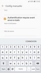 Samsung Galaxy S7 (G930) - E-mail - Configuration manuelle - Étape 14