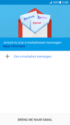 Samsung Galaxy S6 - Android Nougat - E-mail - handmatig instellen (gmail) - Stap 6
