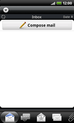 HTC A7272 Desire Z - Email - Manual configuration POP3 with SMTP verification - Step 4