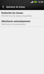 HTC Desire 500 - Réseau - utilisation à l'étranger - Étape 9
