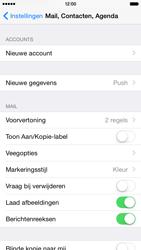 Apple iPhone 6 iOS 8 - E-mail - Account instellen (IMAP met SMTP-verificatie) - Stap 4