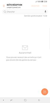 Samsung Galaxy Note 9 - E-mails - Envoyer un e-mail - Étape 5