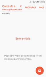 Samsung Galaxy Xcover 3 (G389) - Email - Adicionar conta de email -  4