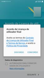 Samsung Galaxy S7 - Primeiros passos - Como ligar o telemóvel pela primeira vez -  7