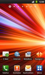 Samsung Galaxy S Plus - PC-Anbindung - Inhalte (Bilder, Videos, Musik) synchronisieren - Schritt 1